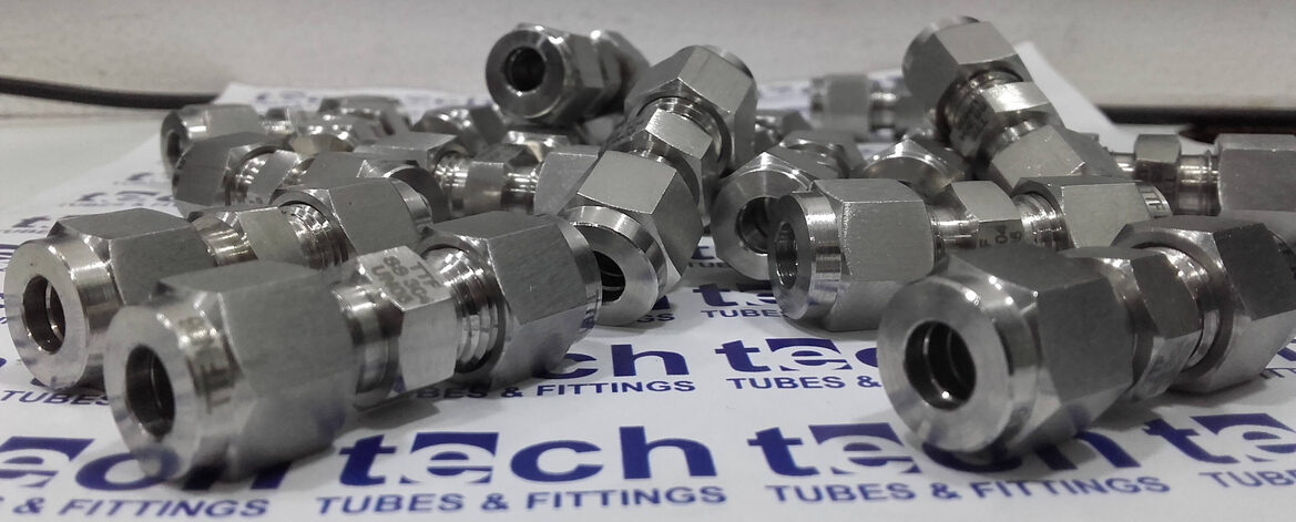 Stainless Steel Tube Fittings Manufacturer, Supplier and Exporter in India